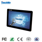 TouchWo touch screens all-in-one pc 12v capacitive touchscreen HD resolution computer with USB ports and wifi