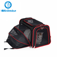 Small Animals Portable Pet Bag Carrier Airline/Pet Travel Carrier Bag