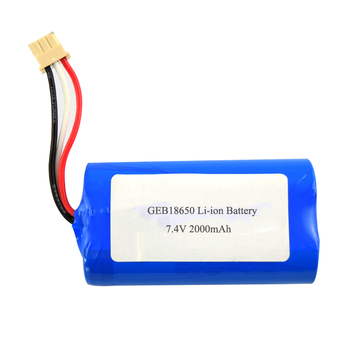 Hot sell rechargeable 18650 li-ion battery pack 2s1p 7.4v for Scooter