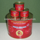china factory 100% fresh tomate paste red color tomato ketchup super natural tomato sauce
