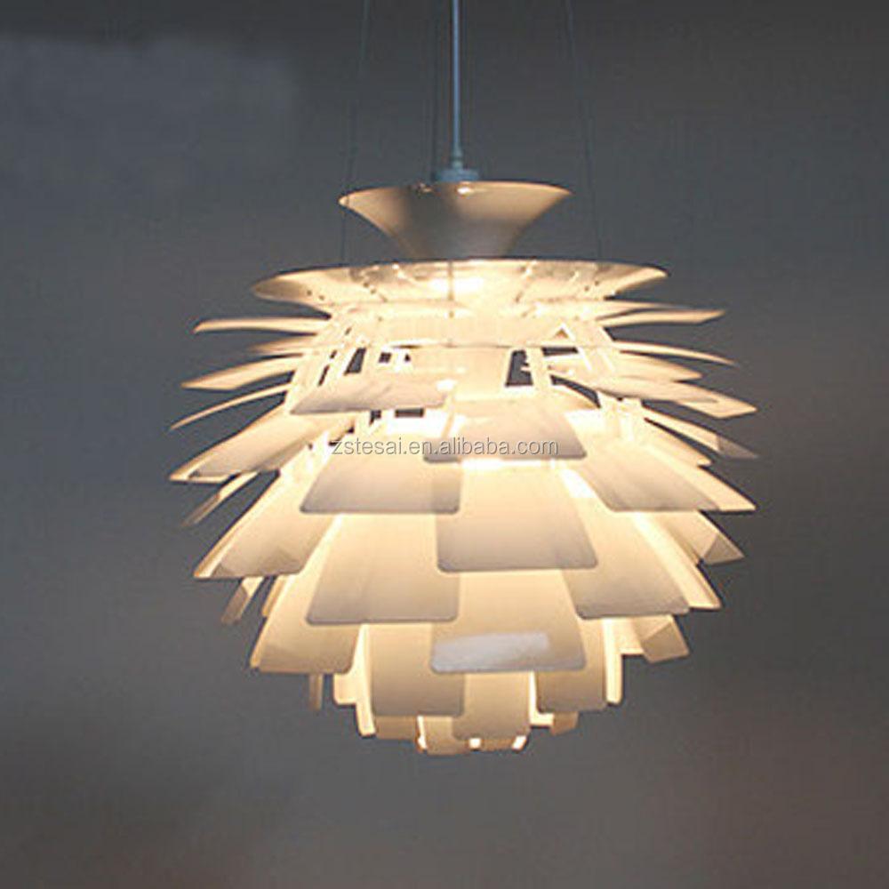 Lp5644 Popular Home Decor Light Fixtures Pendant Lamp Hanging Artichoke