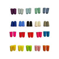 Bulk Noise CancellingCustomized Colorful Pu Foam Ear plug For Musician Slepp Earplugs Noise Reduction Earplugs Sleeping