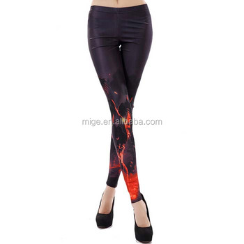 Factory Supply Women Stretch Leggings DK1417