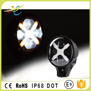 2017 Promotion LED Car Spotlights, 6inch 60w LED Driving Light led Car Spotlights 60w LED Headlight