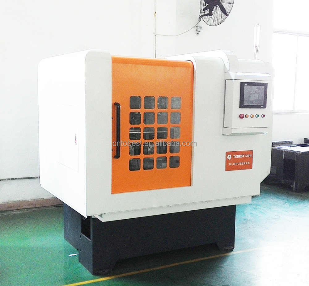 automatic screw thread making machine female threaded rod machine