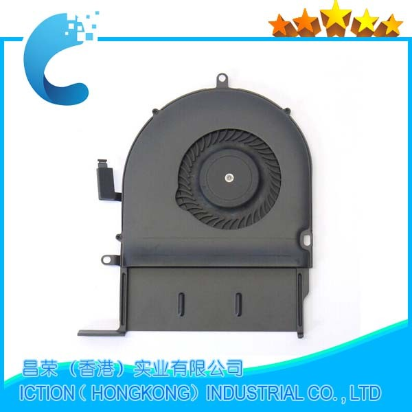 Original Laptop internal cooling fan For Macbook Pro Retina A1502 CPU Cooler ME864 ME865 ME866