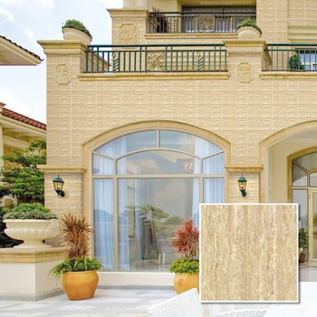 Alaturca Natural Stone Galzed Porcelain Exterior Wall Tile - Buy ...
