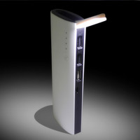 Shenzhen , Brand factory online shopping 10400mAh power charger bank,4 LED lights fast charger power bank