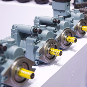Hydraulic pump P series variable plunger pump oil pump for industrial machinery