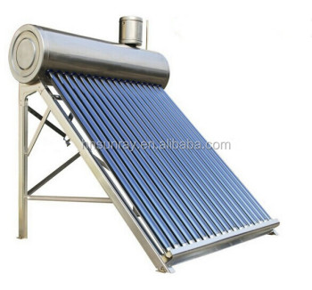 CE CCC Certificated Stainless Steel Solar Water Heater
