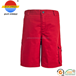 High Quality Durable Cargo Work Short Pants Mens Workwear Shorts