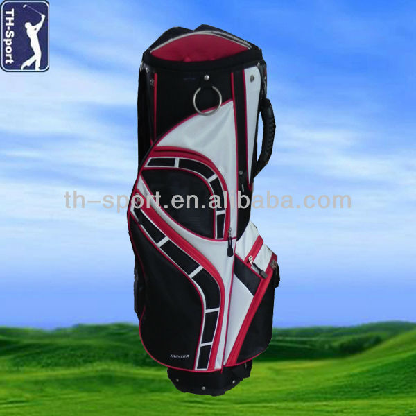 flash and lovely shape golf bag usb