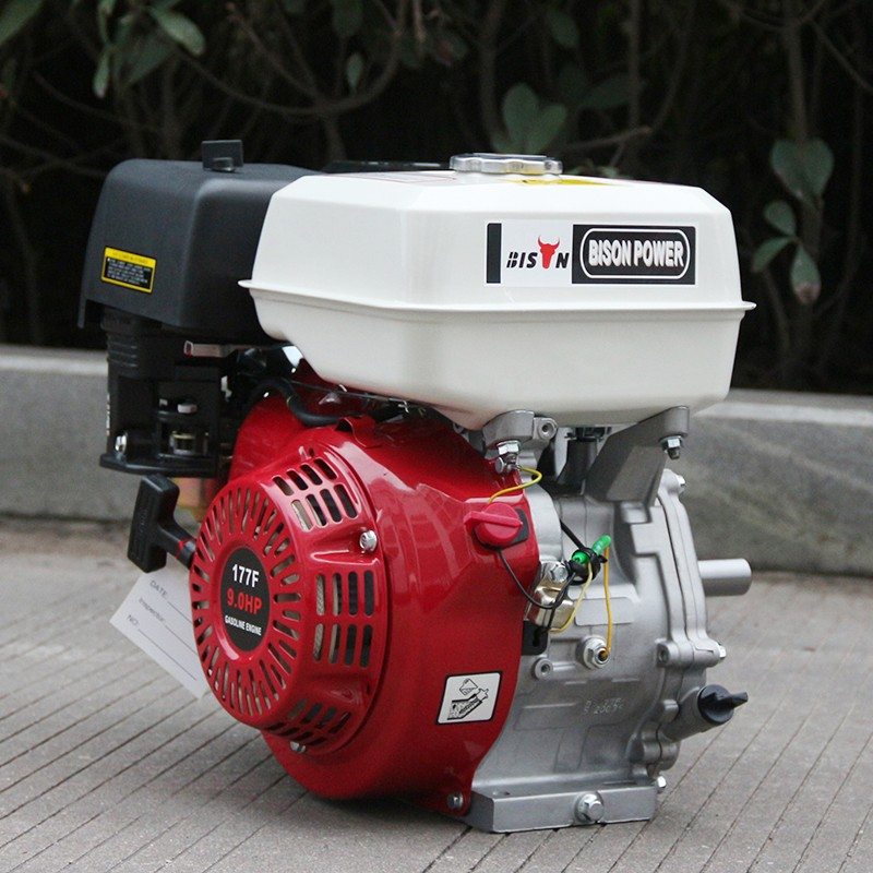 Bison(china) Gasoline Generator Use Air Cooled 4 Stroke 10 Hp ...