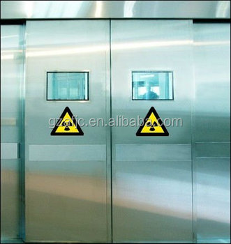 hospital CT room X-ray shielding door with CE leadlined doors radiation isolationlead & Hospital Ct Room X-ray Shielding Door With CeLeadlined Doors ...