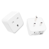 16A US/EU/UK Smart Energy Monitoring plug Wireless WiFi Individually Control Smart Outlet with Amazon Alexa Google home