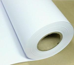 Medical Laminated Printing Roll 80gsm Wax Coated Paper