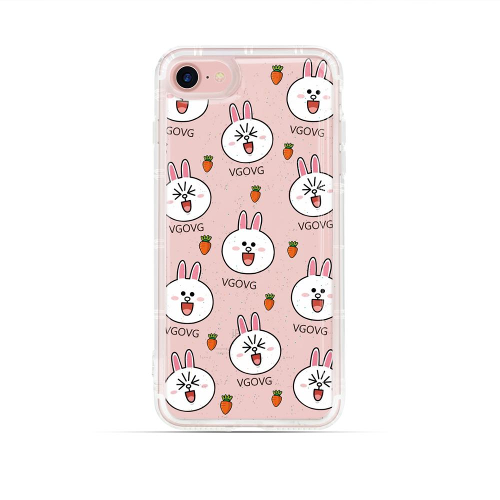 New Design Cell Phone Fashion Skin Sticker Case Templates For Iphone 7
