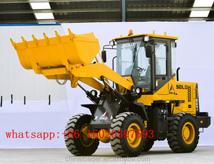 Cheap full hydraulic control sdlg brand new china wheel loader LG918 1.8 ton for sale