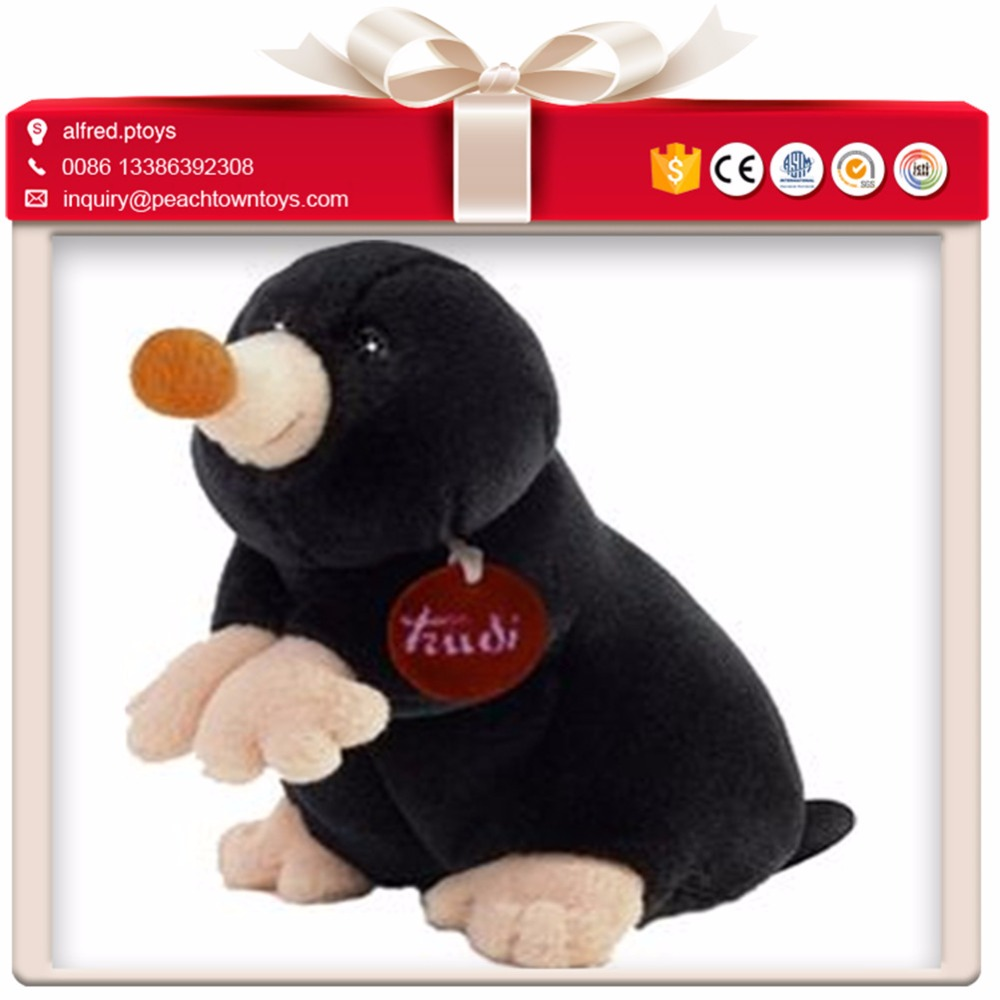 Top recommended supplier stuffed toy plush mole