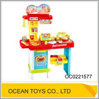 Pretend supermarket plastic play toys kitchen sets for kids
