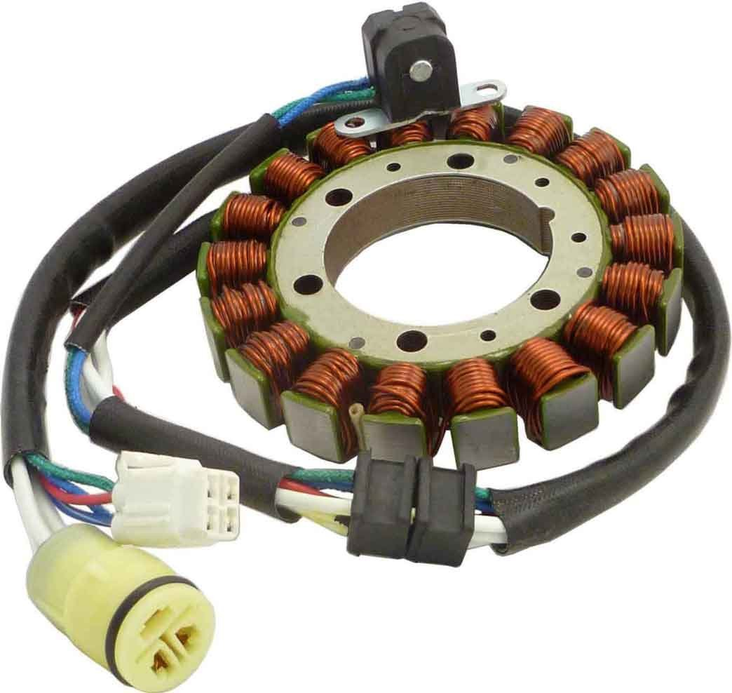 Yamaha Starter Coil ATV 350 Bruin 2004-2006 / 350 Grizzly 2007-2014 / 350 Wolverine 2006-2009 / 660 Grizzly 2002-2008 / 660 Raptor 2001-2005 / 660 Rhino 2004-2006 WSM 65-910
