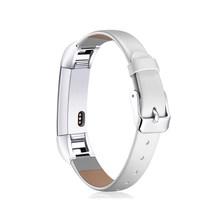 Для Fitbit Alta/Alta HR регулируемый роскошный кожаный ремешок для спортивных часов сменные ремешки для часов Ремешок Для Fitbit Alta Smart часы фитнес-бра...(Китай)