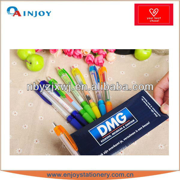 promotional ball pen with custom design