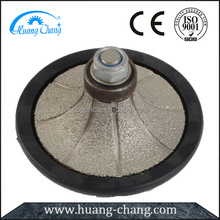 Diamond Vacuum Brazed Profile Wheel Polishing Stone
