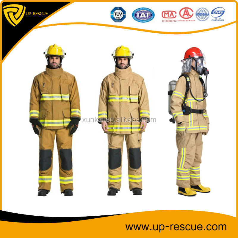 Nomex Firefighting Uniform