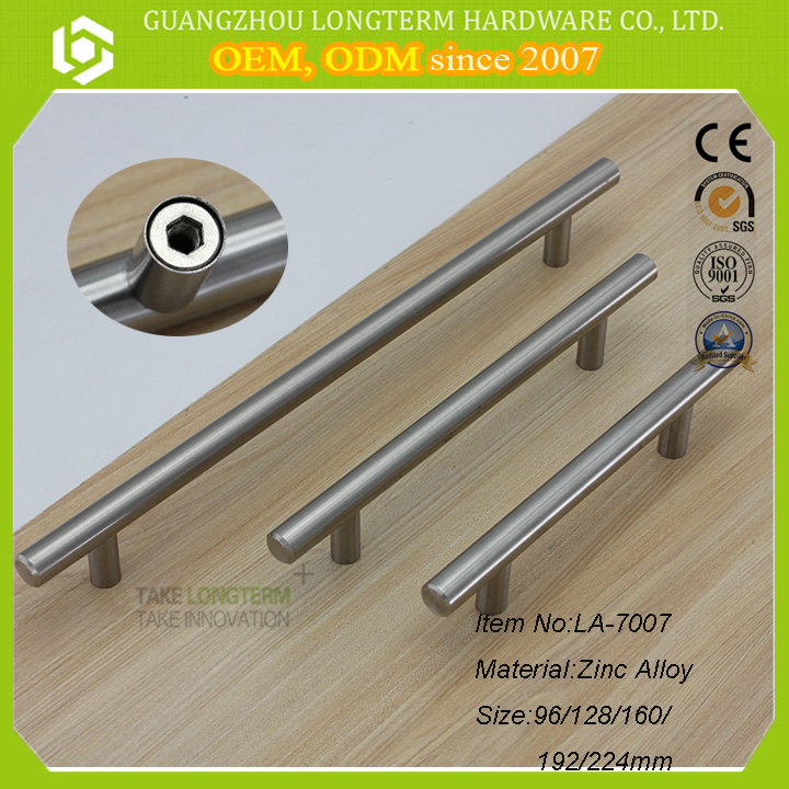 Cabinet Stainless Steel T Bar <strong>Handle</strong> For Kitchen