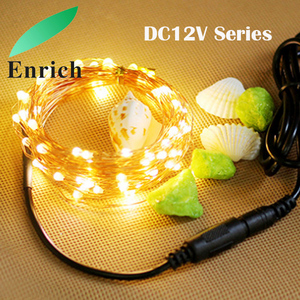 Copper Wire Starry String Light for DIY Costume Wedding Easter Party Table Centerpiece Decoration