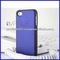 leather mobile phone case cover for iphone 4g
