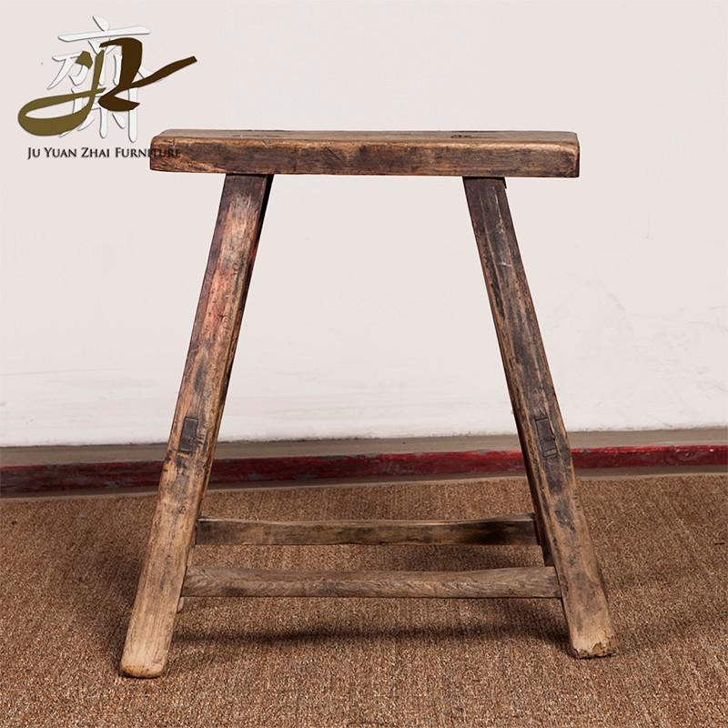Chino antiguo barato taburete de madera al por mayor de - Muebles antiguos baratos ...