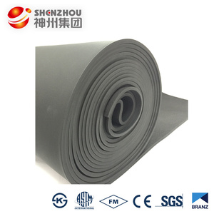 Thermal insulation packing nitrile polyurethane steam insulation rubber foam plastic