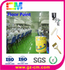 Hot Sale Odor Free Water Based Epoxy Flooring Paint for Food Factory