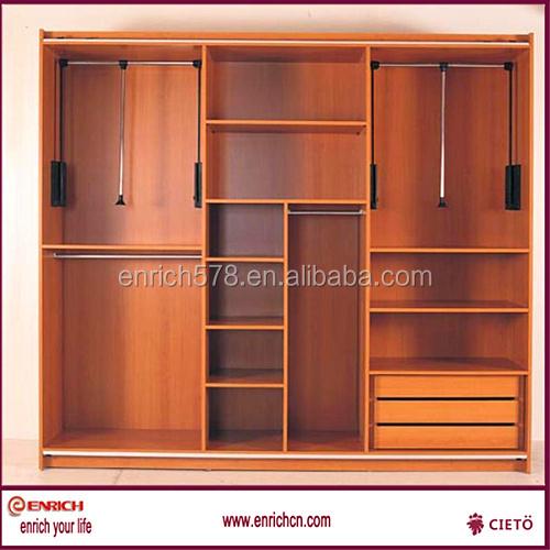 Dise o moderno dormitorio armario puerta corredera closet for Puertas correderas diseno moderno