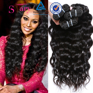 Wet And Wavy 7A Raw Virgin 100 Human Pure Temple Unprocessed Indian Hair