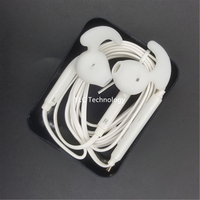 High quality wired stereo headset in ear sport earphone for Samsung Galaxy S7 headphone