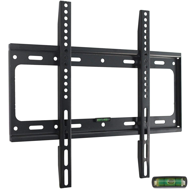 Flat Tilt TV Wall Mount Bracket 14 26 32 37 40 42 46 47 50 55 Inch LCD LED