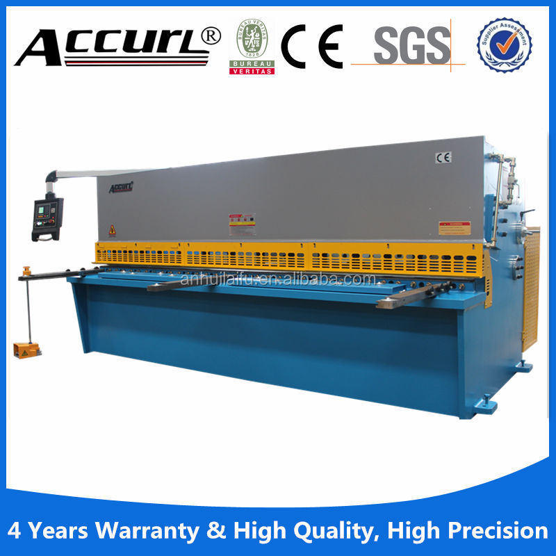 IN STOCK automatic aluminium profile cutting machine QC12Y12*8000 seies with 2 years warranty