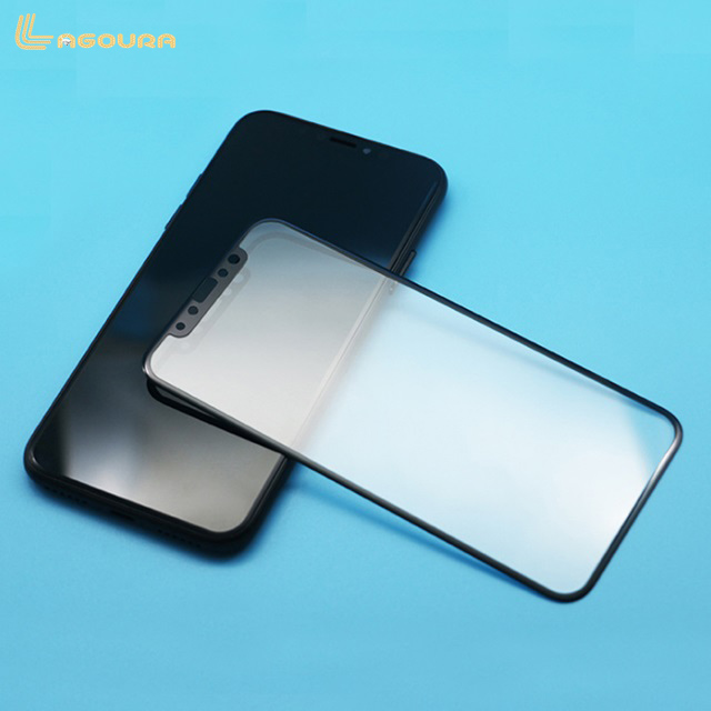 Screen protector matte surface tempered film for iPhoneX