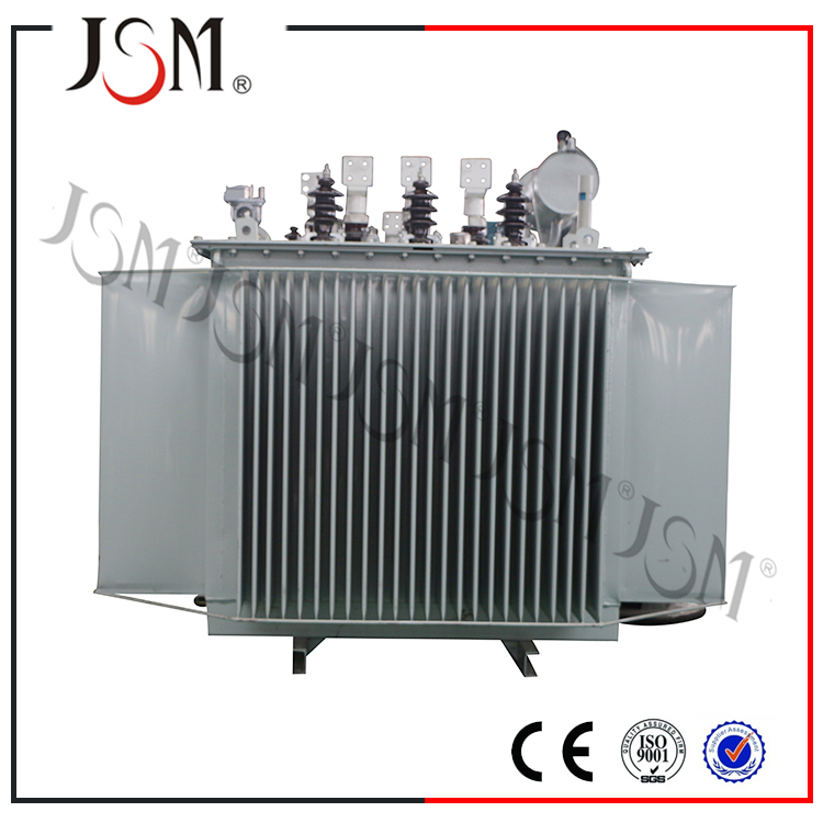 Wenzhou Three phase Power usage oil cooled two coil seal transformer 400KVA 11KV high quality