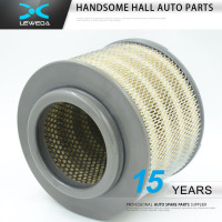 178010C010/17801-0C010 high quality paper air filter for Japanese car