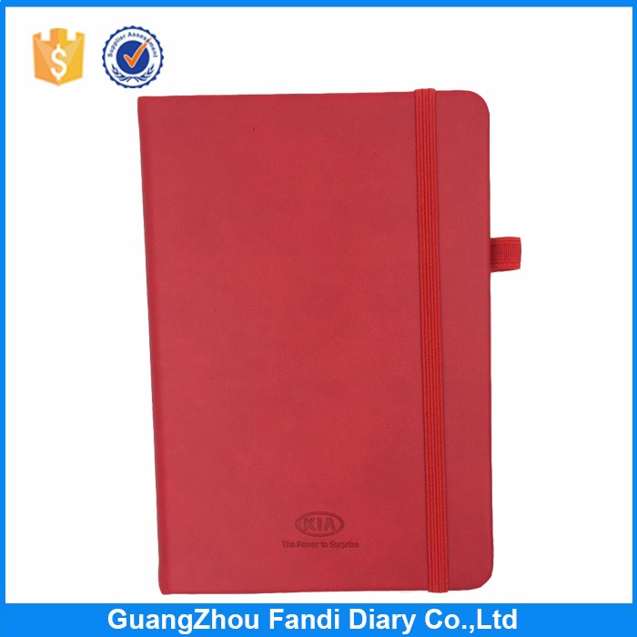 Cheap Custom Promotional Diary Notepads School Classmate ...