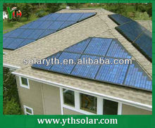 Promotion 156x156mm 3BB Poly solar cell for pv solar cell price in philippines