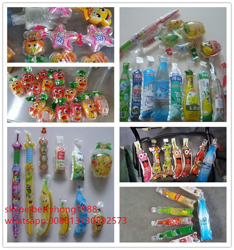 plastic juice /water /flavor drink packaging bags