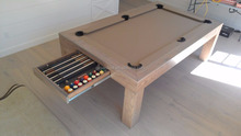 New Design Hot designs Slate Pool Dining Tables