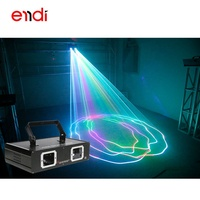 ENDI colored led dj equipment laser stage lighting for bar light party lights