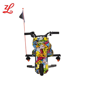 Cheap electric scooter with big wheels wholesale drift trike for sale