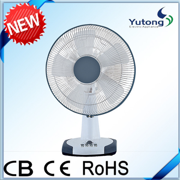 Latest Style High Quality Ultra Quiet Desk Fan Table